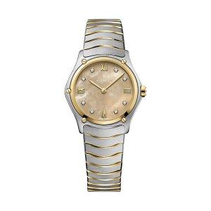 EBEL Uhren für Damen und Herren bei Juwelier Winkler kaufen. EBEL Sport Classic Damenuhr 1216488A jetzt online entdecken. Kostenlose Lieferung schnell und unkompliziert.