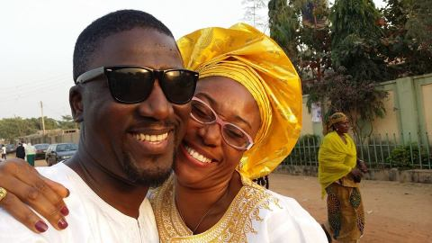 Pst Wale and wife
