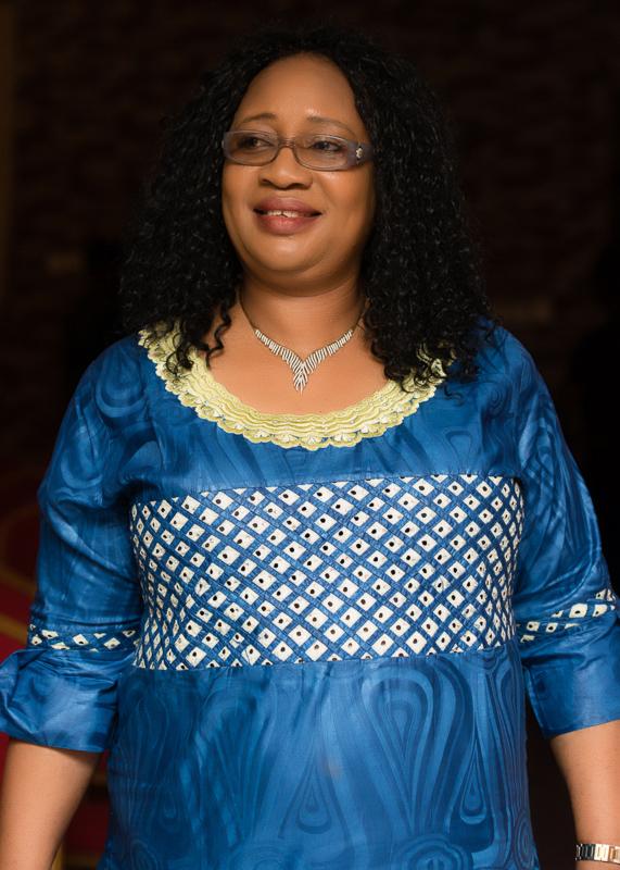 Dr Mrs Adeyinka