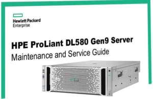 Proliant DL580 Manual de Mantenimiento