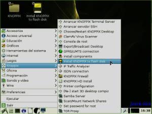 LXDE Knoppix 7.6