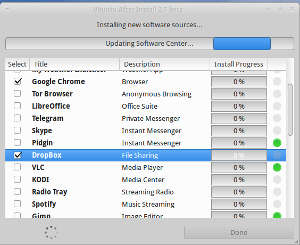 Ubuntu After install instalando