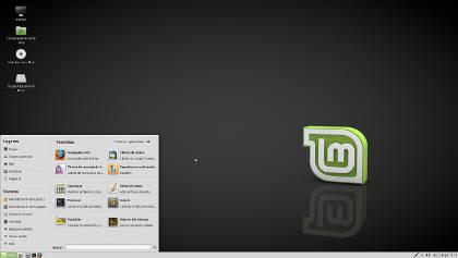 Poner DVD Linux Mint Sarah en español