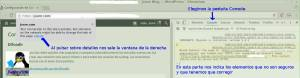 Encontrar elementos no seguros con Chrome