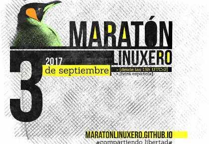 2 semanas para el Maratón Linuxero