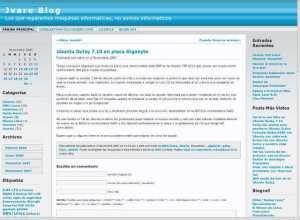 jvare blog en 2007