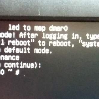 Modificación de fstab permite acceder como root en Linux Mint