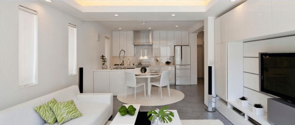 Muebles blancos: la opción que nunca pasa de moda