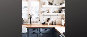 ¿Qué tipo de pintura debes usar en los gabinetes de tu cocina?