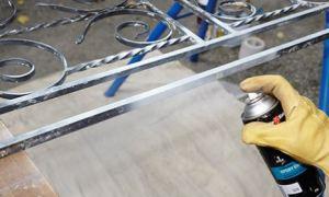 5 pasos para metal