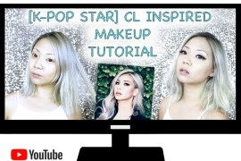 Makeup Tutorial: [K-POP STAR] CL – Chaelin from 2NE1 Inspired