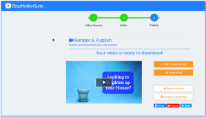 Stop Motion Suite Video Template Software Review By Ben Murray