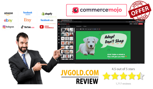 CommerceMojo Premium Software Review & Demo Video By Rohit Shah
