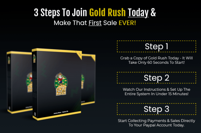 Gold Rush SnapChat Marketing Method Review