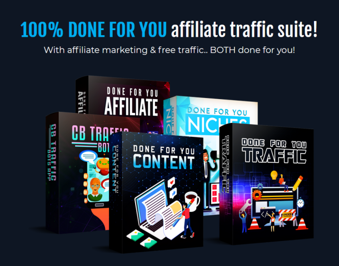CB Affiliate Traffic Bots Software Review By Chris X
