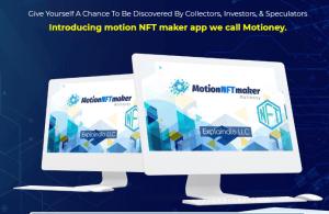 MotionNFTmaker Software Review - World's #1 Motion NFT Maker App