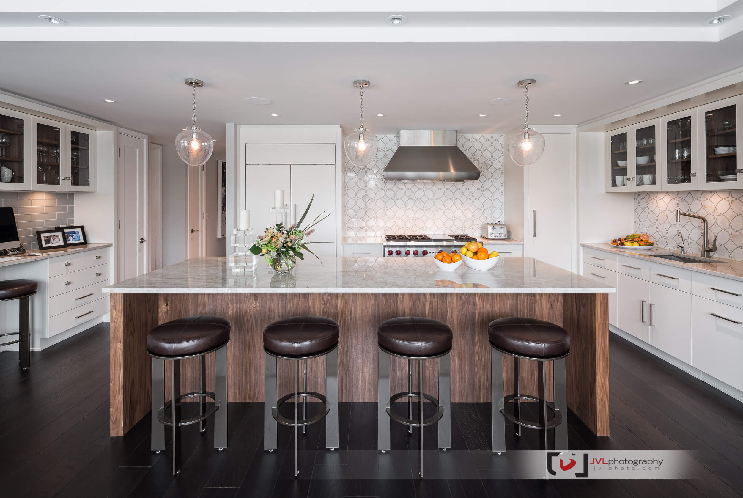 Modern Open Kitchen Design