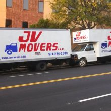 Moving Trucks in Alexandria VA