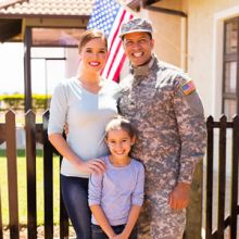 military moving services