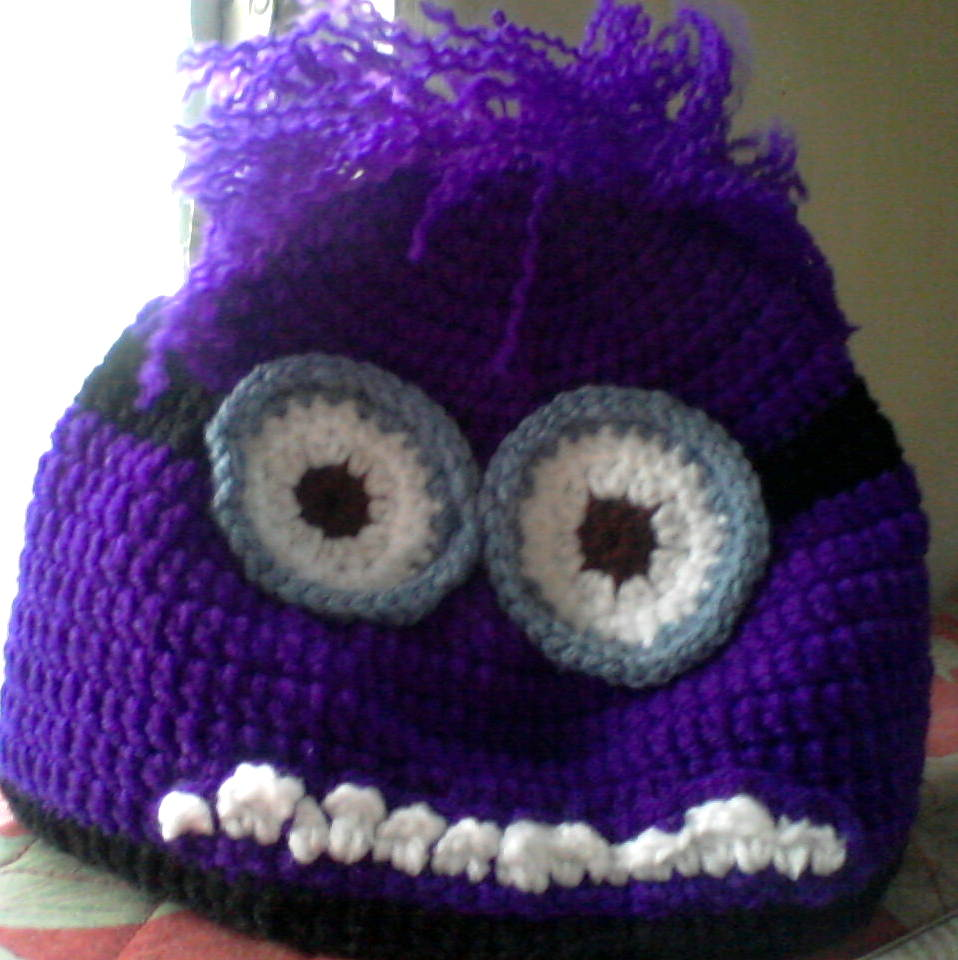 The Evil Minion Beanie