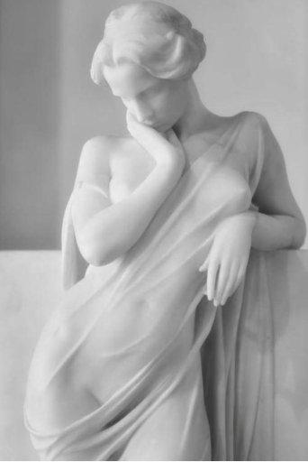La Meditazione by Luigi Sechhi
