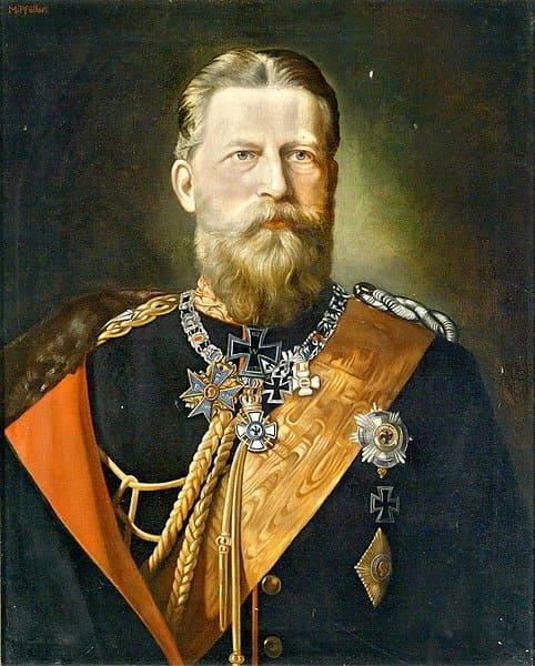 Emperor Friedrich III