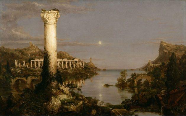 Thomas Cole - Desolation of the Empire