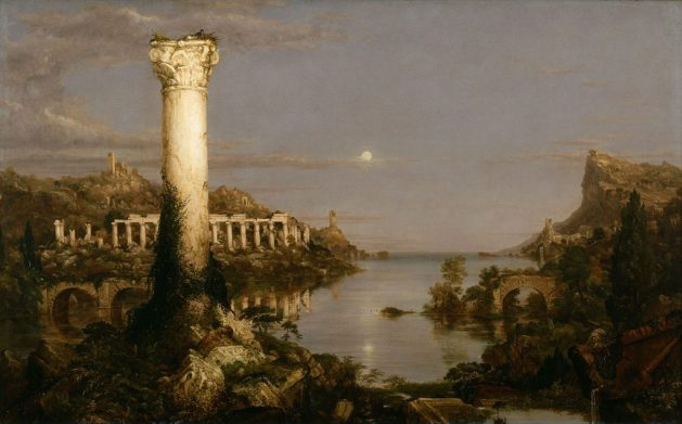 Thomas Cole - Desolation of the Empire
