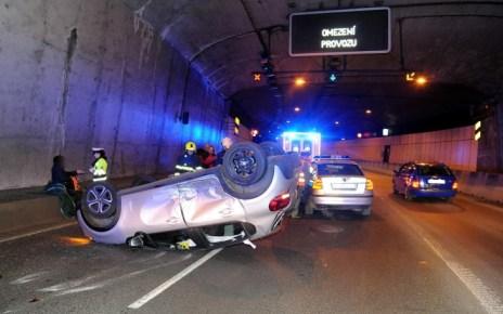 Praha tunel