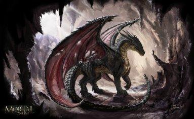 black_dragon_by_lordhannu-d4ekj79