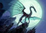 moonveil-dragon-mtg-art