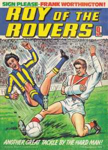 JVTV   Roy of the Rovers