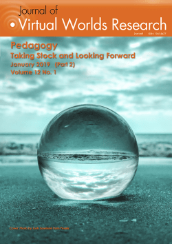 Issue cover: Blue glass ball reflects a view of seashore