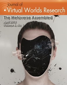 The Metaverse Assembled 2013 issue cover