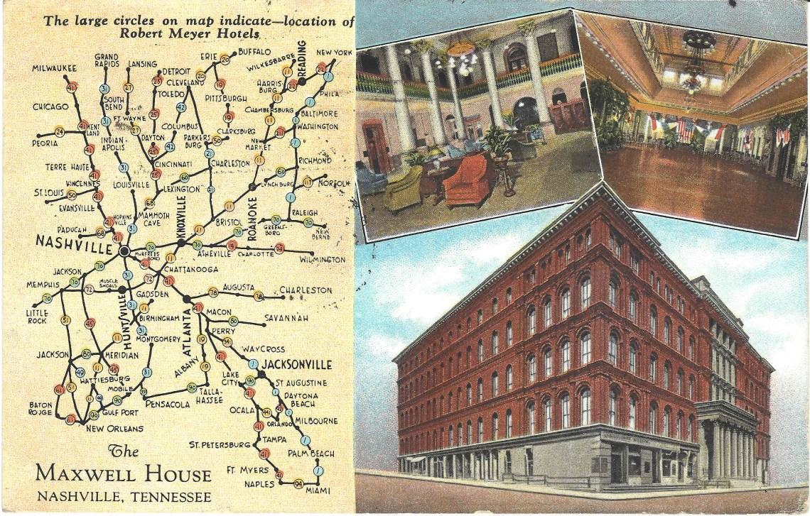 Maxwell House Hotel
