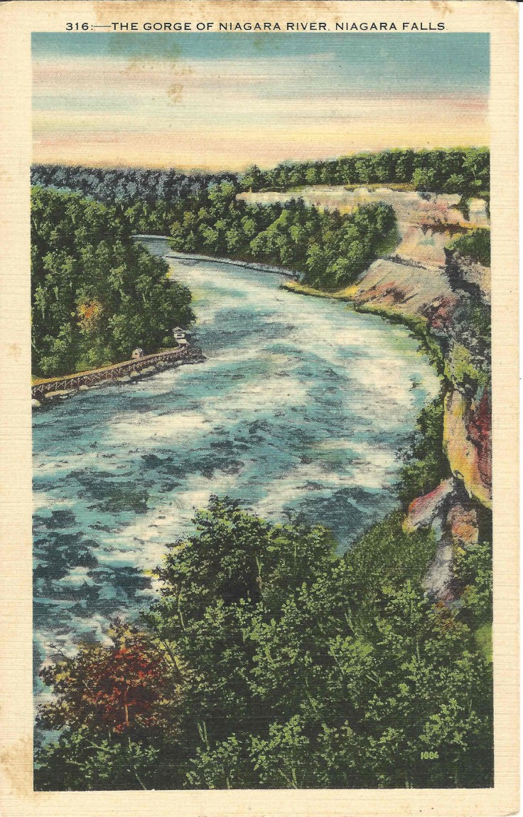 The Gorge of Niagara