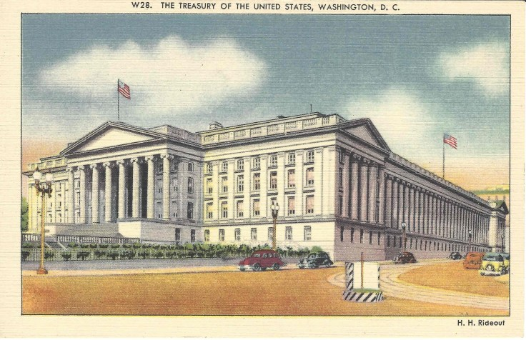 The Treasury of the US
