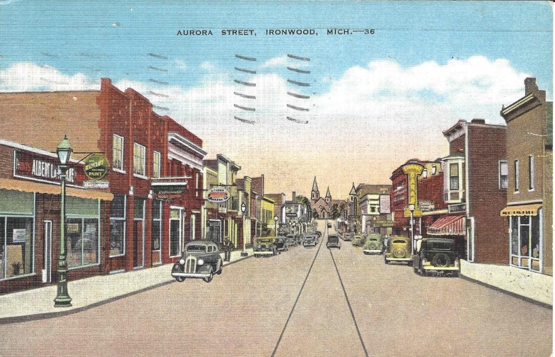 Ironwood Michigan 1