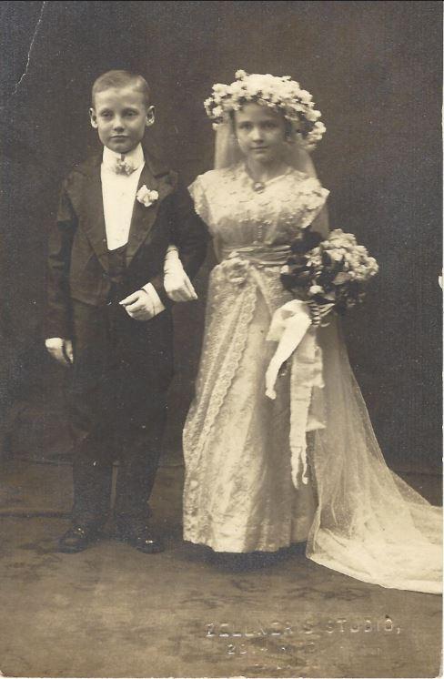 Charles Rockett & Sarah Jenkins