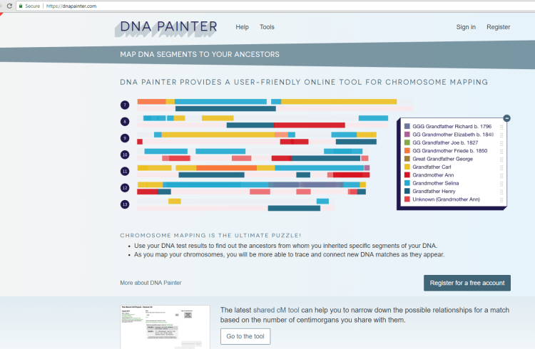 23andMe Archives ~ J  Wendell Genealogical Research