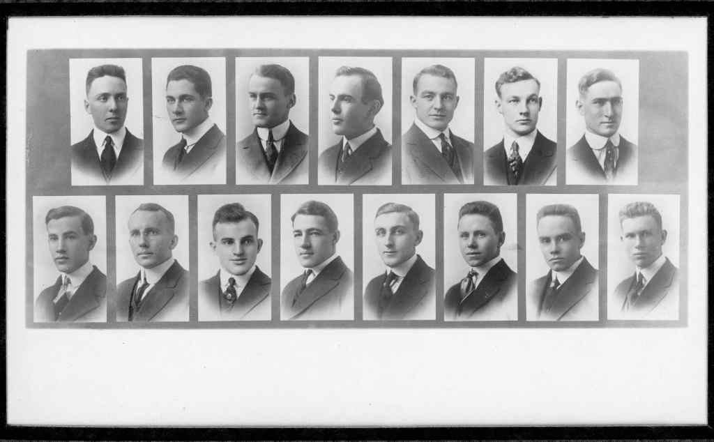 Oregon Agricultural College (circa 1916-1917)
