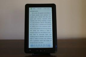 JWF eReader-6000 Large Text