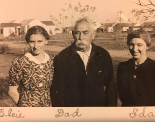 Henry, Elsie, Ida