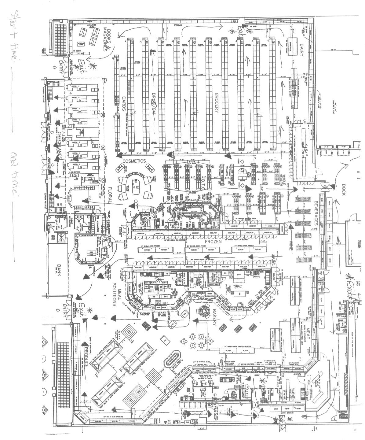 Macys Herald Square Floor Plan