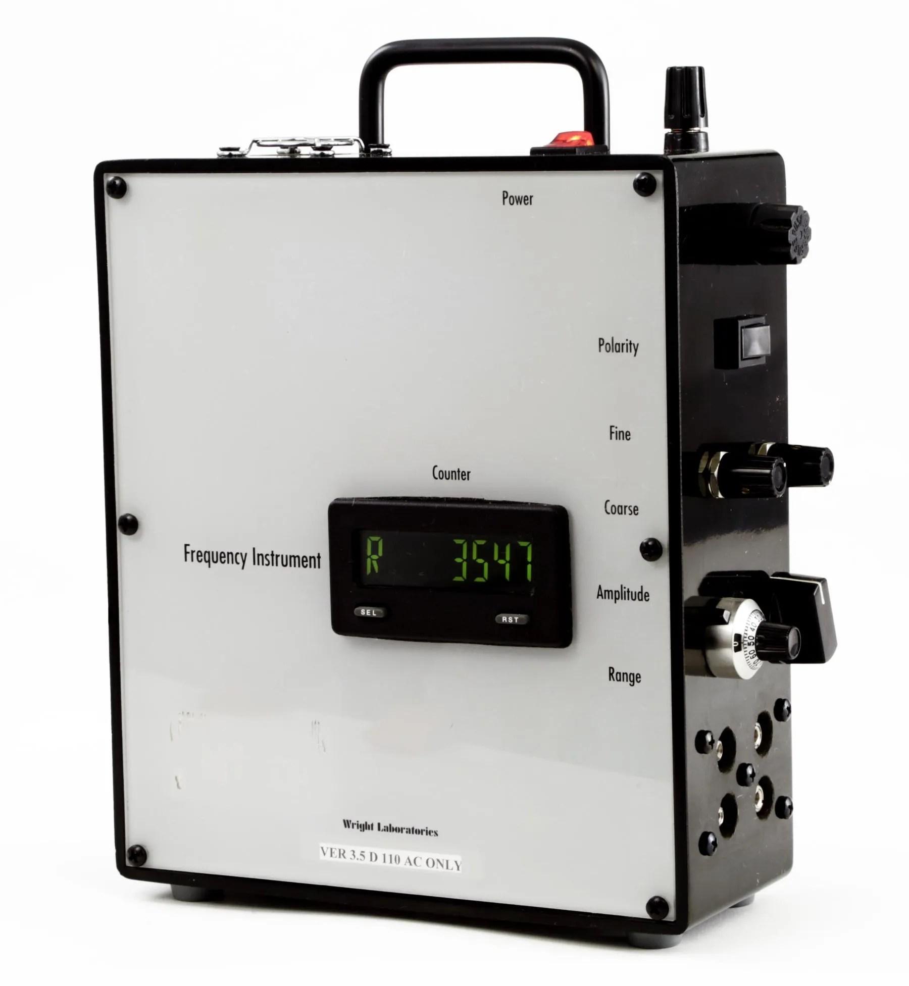 JWLABS Model B Rife Machine