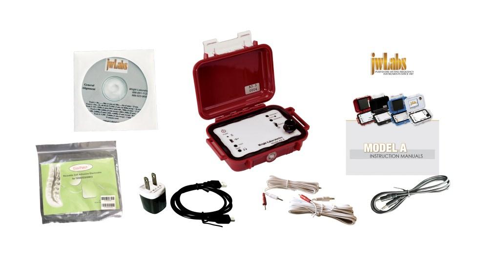 model A3 rife machine jwlabs startup kit