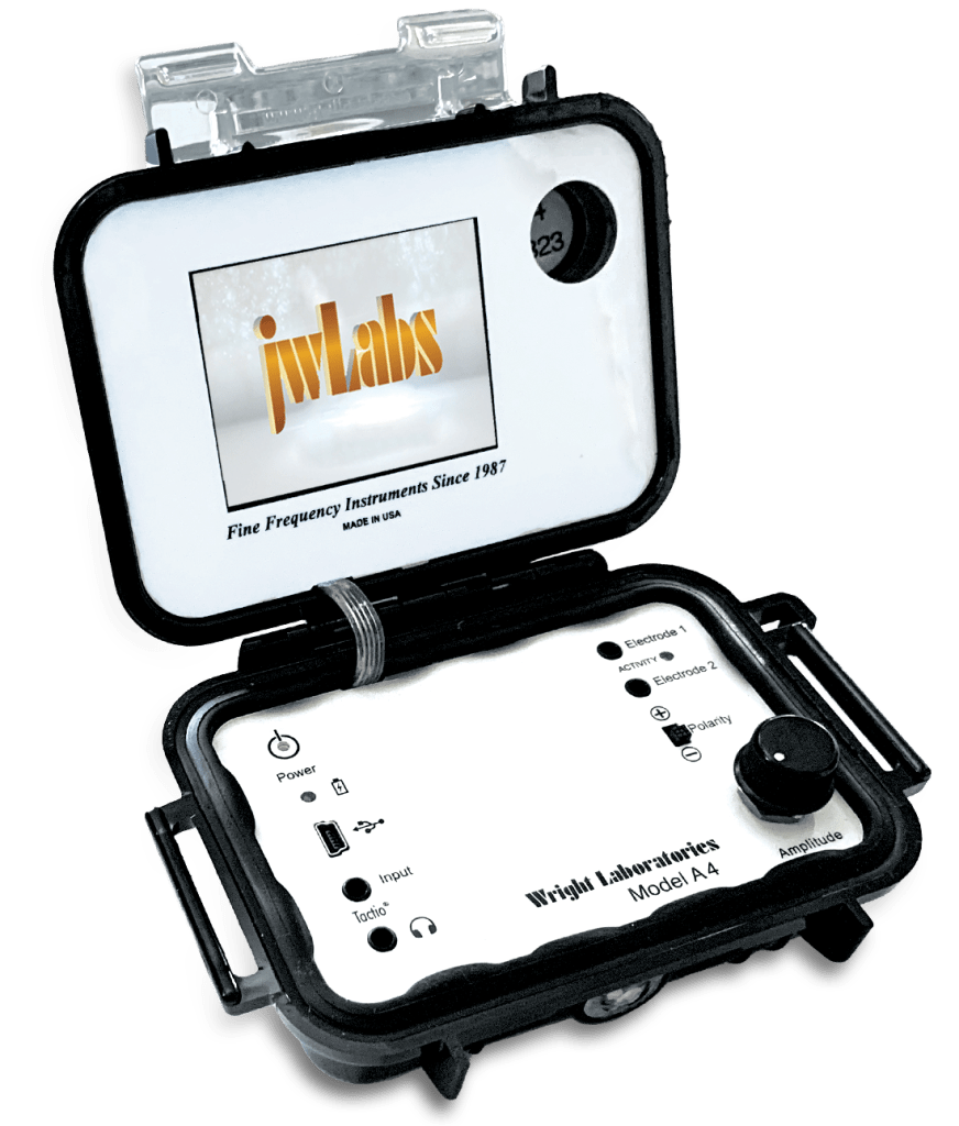 jwlabs rife machine A4 frequency instrument health wellness open