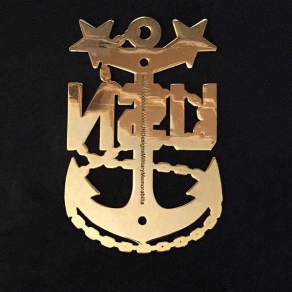 5 Inch MCPO 5 Inch Anchor Back