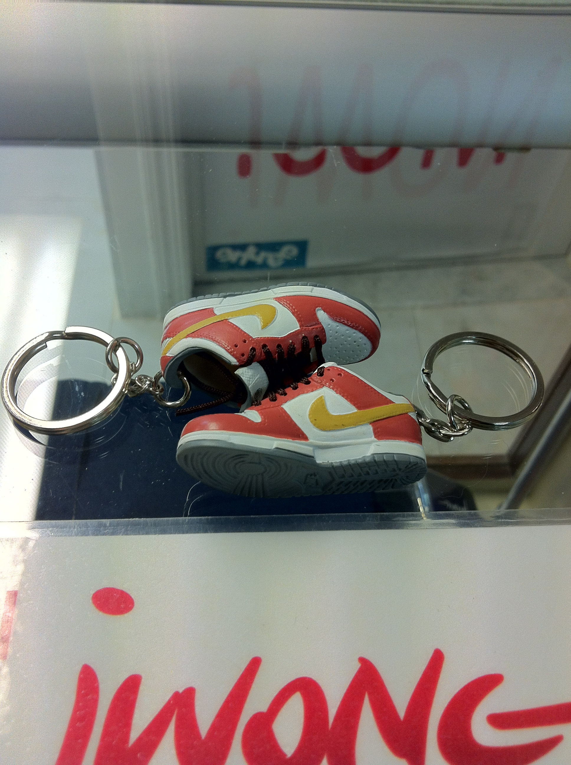 new product cdef9 f2c7d 2004 Nike Dunk SB Low Shanghai 1 Keychain