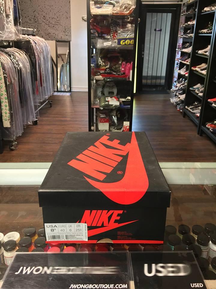 acheter en ligne 1b665 db8e4 2018 Nike Air Jordan I Satin Shattered Backboard Box Only